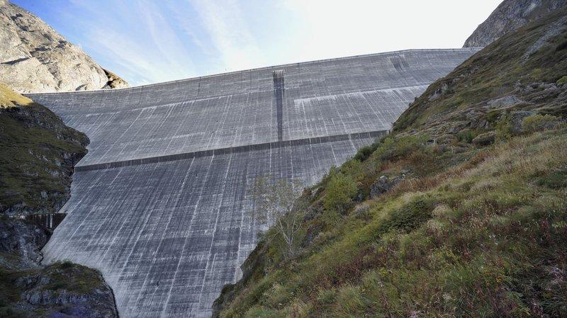 Le 2 juillet 2019, 6,714 millions de mètres cubes d'eau se sont écoulés du collecteur dans le barrage de la Grande Dixence. Un record!