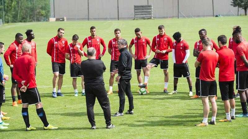 FC Sion: les  trois points chauds pour le match contre Grasshopper mercredi