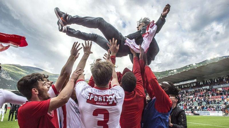FC Sion: Maurizio Jacobacci espère poursuivre l'aventure à la tête du FC Sion