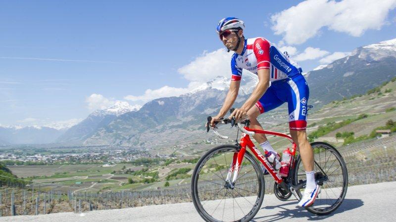 Cyclisme: Steve Morabito courra finalement la Vuelta aux côtés de Kilian Frankiny