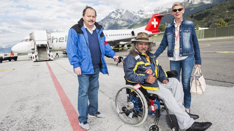 Ces Valaisans qui partent à Lourdes pour se ressourcer