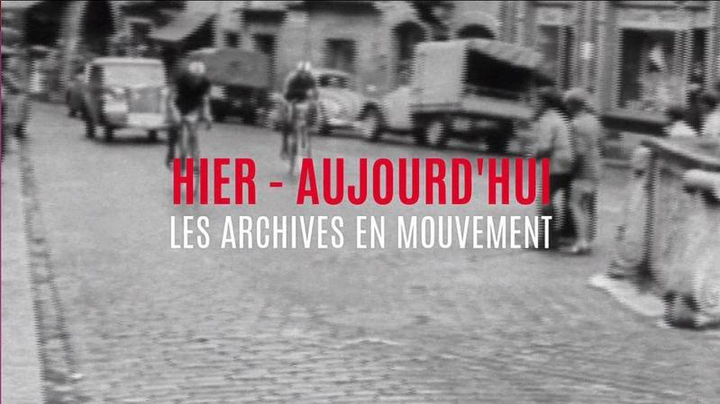Archives en mouvement: le Tour de Romandie
