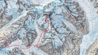 Aletschhorn: un guide de montagne perd la vie après avoir chuté dans une crevasse