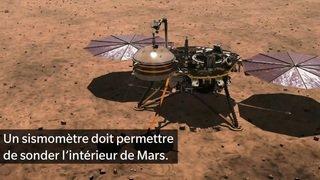 Espace: un sismomètre développé par l'EPFZ va s'envoler sur Mars