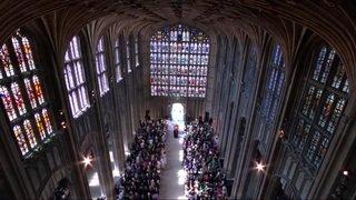 Le prince Harry et Meghan Markle sont officiellement mariés