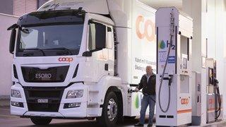 Transports: Coop, Migros et 5 autres sociétés suisses vont créer un réseau de distribution d'hydrogène