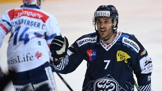 Le hockeyeur valaisan Thibaut Monnet s'engage à Kloten