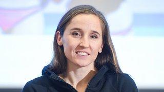 Athlétisme: la perchiste biennoise Nicole Büchler est enceinte de son premier enfant