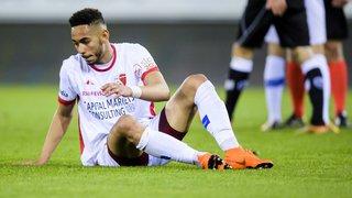 Football: un nouveau couac pour Sion, Bâle s'impose chichement et YB fait match nul