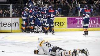 Hockey: Zurich s'impose dans le 4e acte face à Lugano et se rapproche du titre