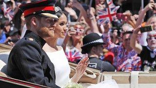 Grande-Bretagne: le prince Harry et Meghan entament leur nouvelle vie