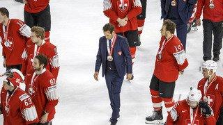 """Hockey - Mondiaux 2018: Patrick Fischer: """"Un jour la Suisse sera championne du monde"""""""