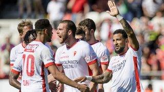 FC Sion - FC Bâle: les notes des Sédunois