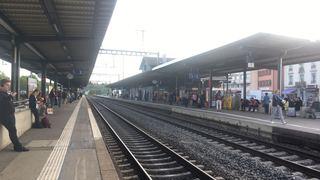 Un train en panne à Nyon a perturbé le trafic ferroviaire