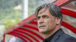 Jacobacci reste entraîneur du FC Sion