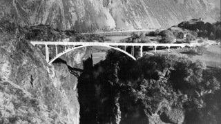 La SIA-Valais rend hommage à l'ingénieur Alexandre Sarrasin