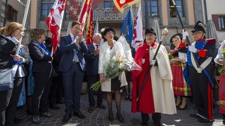 Grand Conseil: Anne-Marie Sauthier élue présidente