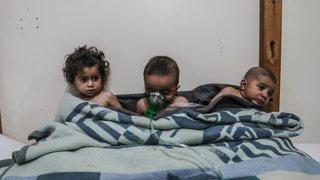 Trois sociétés belges auraient livré un agent chimique à Damas