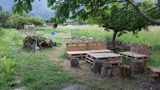 Leytron: un jardin communautaire sort de terre