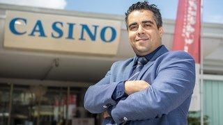 Crans-Montana: Cédric Boccard a le casino dans la peau