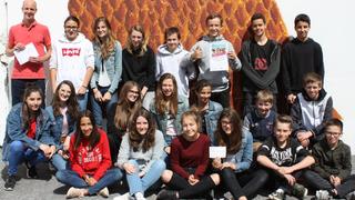 Deux classes du Valais romand récompensées pour leur engagement contre le tabac
