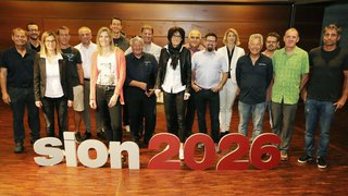 Sion 2026: le comité de campagne promet un retour sur investissement inégalé