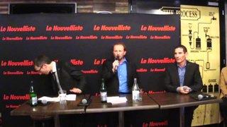 Pour ou contre Sion 2026: le débat au restaurant Les Brasseurs à Sion jeudi soir