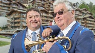 Nendaz: les frères Boulnoix fêtent leurs 50 ans de fanfare