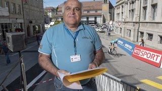 Tour de Romandie: les bénévoles valaisans sacrifient avec plaisir une semaine de vacances pour vivre la course de l'intérieur
