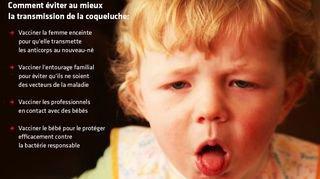 Protéger les bébés contre la coqueluche