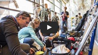 PdG 2018: entre appréhension et excitation, les patrouilleurs sont prêts au départ à Zermatt