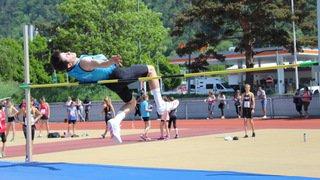 La relève de l'athlétisme valaisan réunie à Martigny
