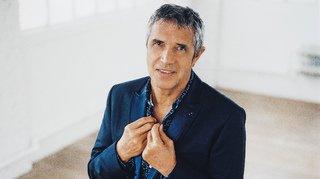 Julien Clerc se confie avant son concert au Martolet de Saint-Maurice