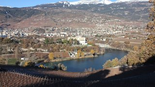 La commune de Sierre met en zone réservée 37 hectares de terrains à bâtir