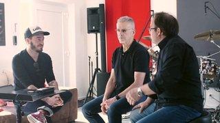 David Garibaldi de Tower Of Power en interview pour Le Nouvelliste