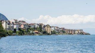 Haut-Lac: l'incertitude règne à Saint-Gingolph