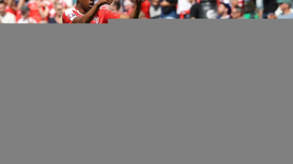 Gelson Fernandes fait partie des cadres de l'équipe de Suisse.