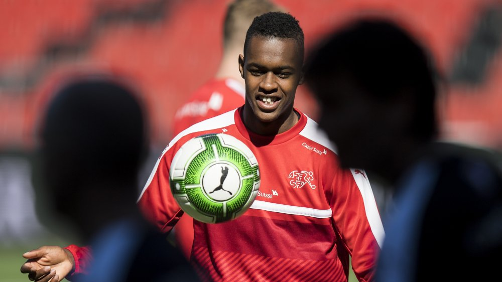 Edimilson Fernandes espère faire partie des 23 sélectionnés qui seront annoncés ce lundi.