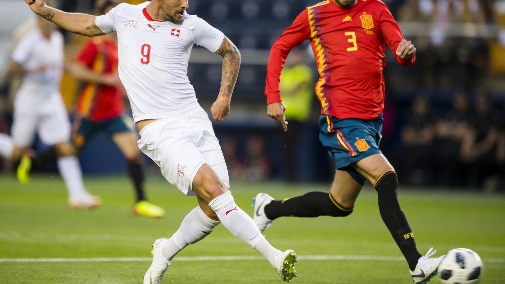 Haris Seferovic sera titulaire le 17 juin contre le Brésil.