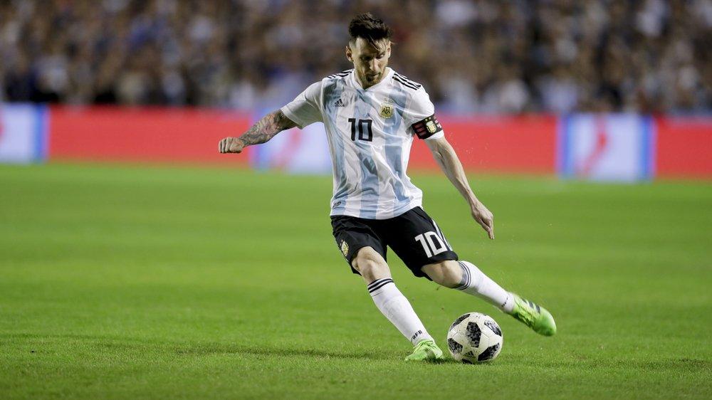 Lionel Messi sera très attendu sur les pelouses de Russie.