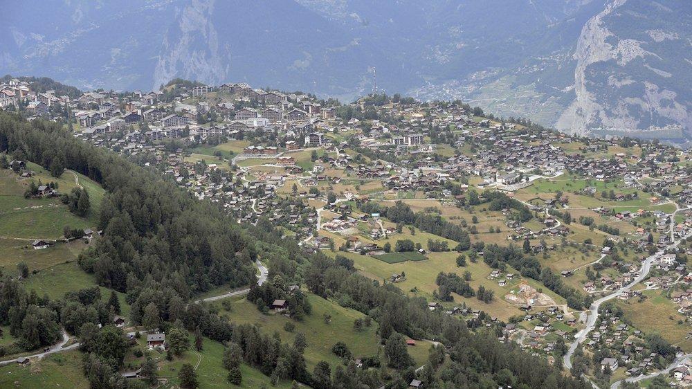 La commune de Nendaz a refusé à 52,25% le crédit pour Sion 2026.