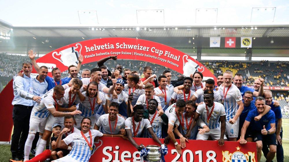 Avec Pa Modou, mais sans Vanins, le FC Zurich a remporté la dixième Coupe de Suisse de son histoire.