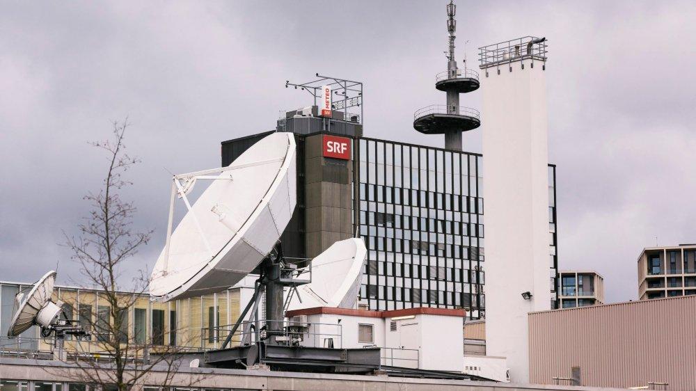 Mobilisation contre le départ de la radio SRF à Zurich