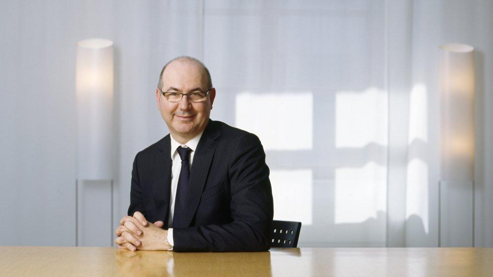 Pour Claude-Alain Margelisch,directeur de l'association suisse des banquiers, le système actuel fonctionne bien.