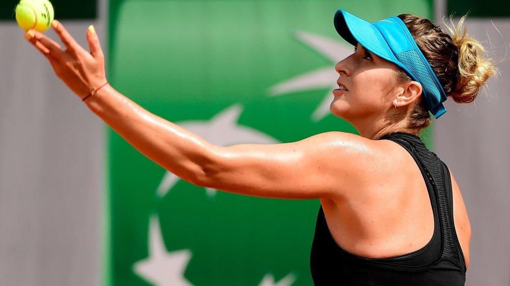 Belinda Bencic a été facilement écartée en deux sets par Magdalena Rybarikova.