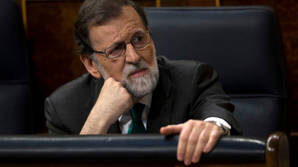 Mariano Rajoy semble vivre ses dernières heures à la tête du gouvernement espagnol.