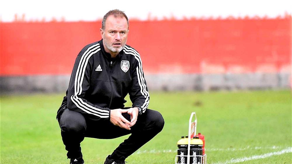 L'entraîneur Olivier Curdy quitte le FC Monthey avec le sentiment du devoir accompli.