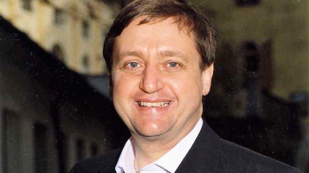 François-Xavier Amherdt sera à Palexpo au moment de la messe du pape et il la commentera pour la RTS.