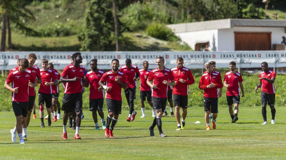 Le groupe du FC Sion devrait encore connaître des modifications d'ici la fin du mercato.