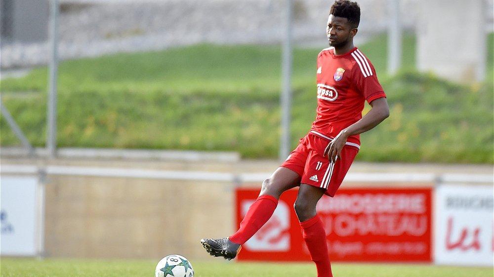 Ansumana Sillah, trois goals qui valent très cher pour le FC Fully.